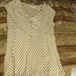 Pilcro stripped blouse